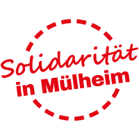 Solidarität in Mülheim